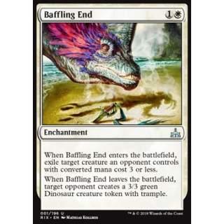 Baffling End