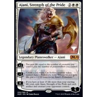 Ajani, Strength of the Pride (Version 1) - PROMO