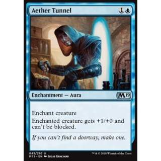 Aether Tunnel - FOIL