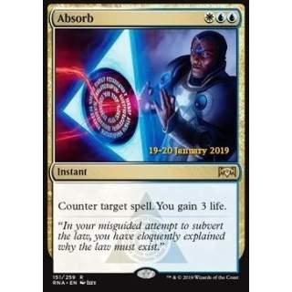 Absorb - PROMO FOIL