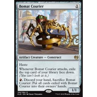 Bomat Courier