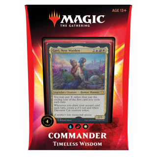 Commander 2020: Timeless Wisdom