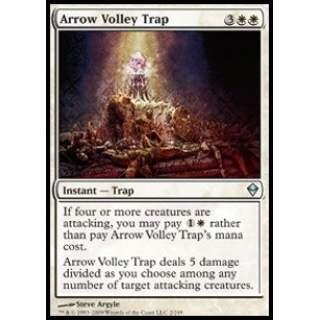Arrow Volley Trap