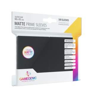 Gamegenic: Matte Prime - Black, 100 sztuk