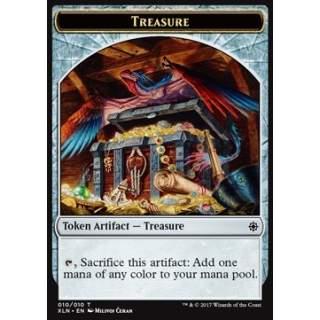 Treasure Token (Version 4)