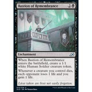 Bastion of Remembrance