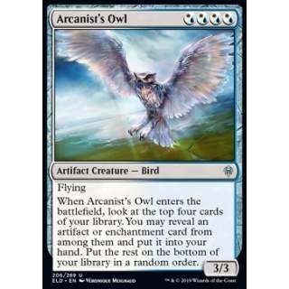 Arcanist's Owl - FOIL