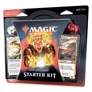 Core Set 2020: Spellslinger Starter Kit
