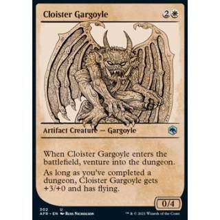 Cloister Gargoyle - PROMO