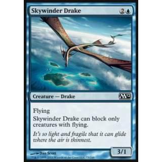 Skywinder Drake - FOIL