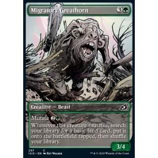 Migratory Greathorn - PROMO