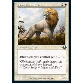 King of the Pride (V.1) - FOIL
