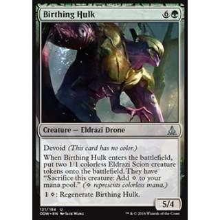 Birthing Hulk - FOIL