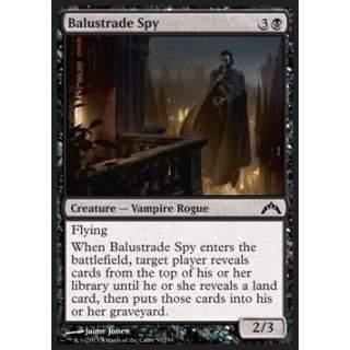 Balustrade Spy - FOIL