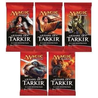 Khans of Tarkir Booster