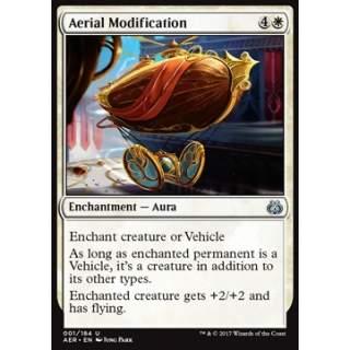 Aerial Modification