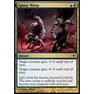 Agony Warp - FOIL