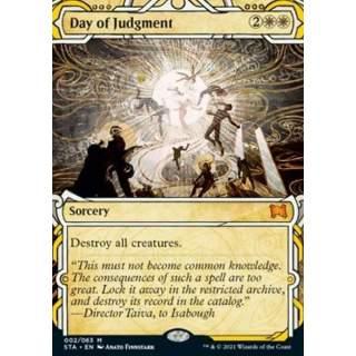 Day of Judgment (V.1) - FOIL