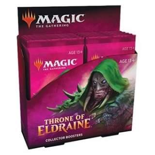 Throne of Eldraine: Collector Booster Box
