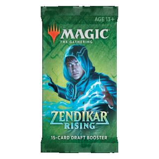 Zendikar Rising: Booster