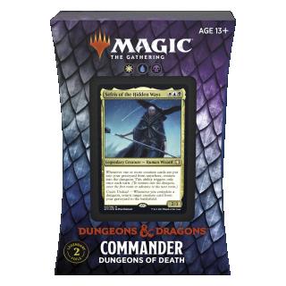 Commander 2021: Dungeons of Death