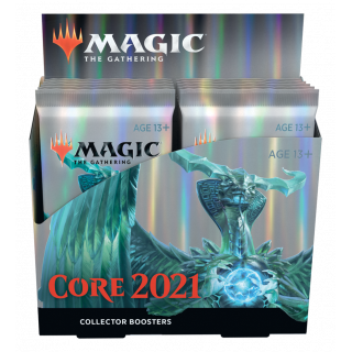 Core 2021: Collector Booster Box