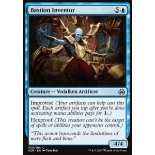 Bastion Inventor