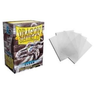 Koszulki Dragon Shield - 100 sztuk - Clear