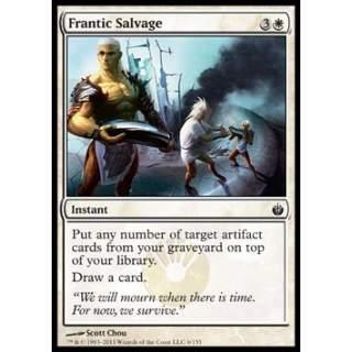Frantic Salvage