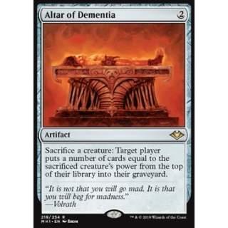 Altar of Dementia