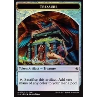 Treasure Token / Pirate Token (B 2/2) - FOIL