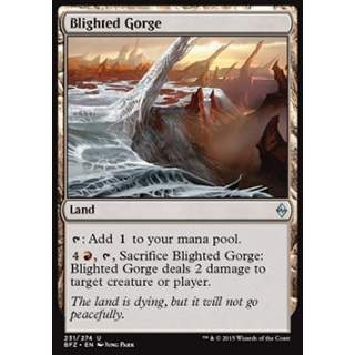 Blighted Gorge