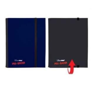 Album na karty - UP - 4-Pocket Pro-Binder Blue/Black