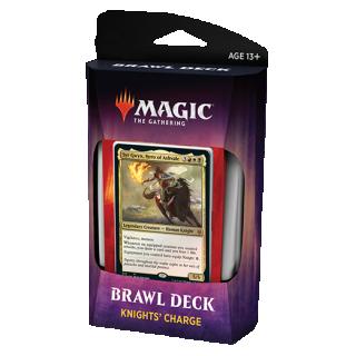 Throne of Eldraine: Brawl Deck - Knights' Charge