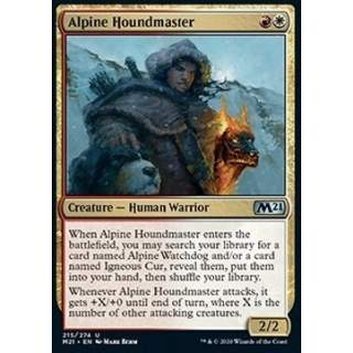 Alpine Houndmaster - FOIL