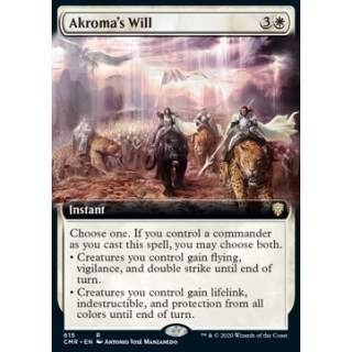 Akroma's Will - PROMO