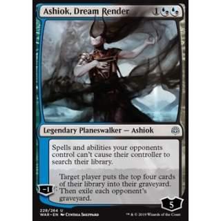 Ashiok, Dream Render (Version 1)