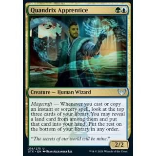 Quandrix Apprentice