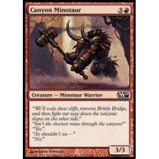 Canyon Minotaur