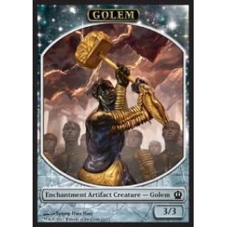 Golem Token (Enchantment Artifact 3/3)