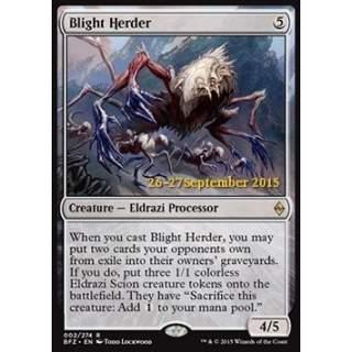 Blight Herder - PROMO FOIL