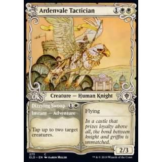 Ardenvale Tactician // Dizzying Swoop - PROMO FOIL