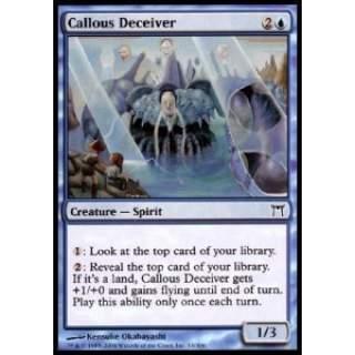 Callous Deceiver