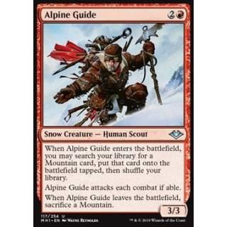 Alpine Guide - FOIL