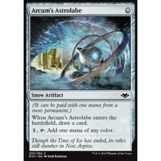 Arcum's Astrolabe