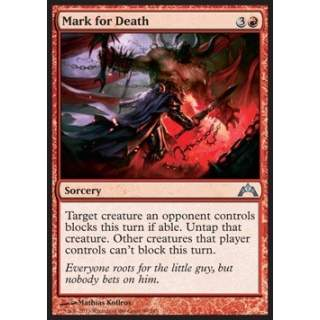 Mark for Death