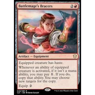 Battlemage's Bracers - PROMO