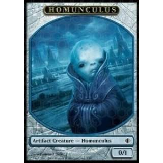 Homunculus Token (Blue Artifact 0/1)