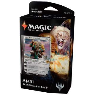 Core Set 2019 Planeswalker Deck - Ajani, Wise Counselor