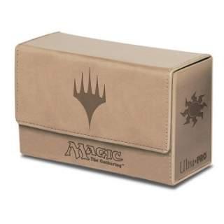 UP - Deck Box White Mana Symbol Dual